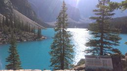 Photo of   Incredible Moraine Lake