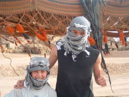Photo of Sharm el Sheikh Quad Biking in the Egyptian Desert from Sharm el Sheikh My two boys