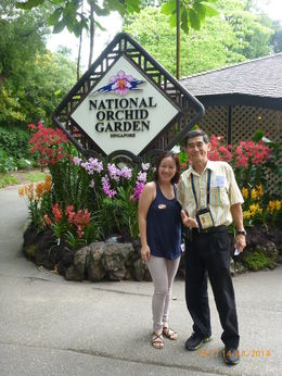 Photo of Singapore Singapore City Tour with optional Singapore Flyer National Orchid Garden