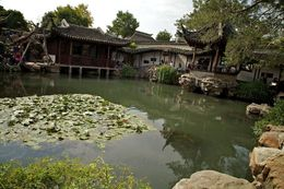Photo of Shanghai Suzhou and Zhouzhuang Water Village Day Trip from Shanghai Net Master Gardens