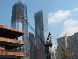 WTC Rebuild , Stephanie H - July 2011