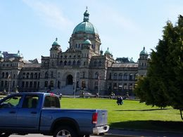 Parliament Building Victoria, B.C. , Wickster - May 2016