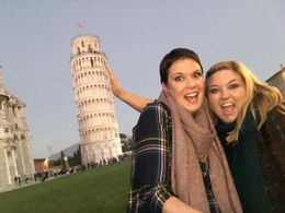 Visiting Pisa for the second time and, yep, still leaning! , Michael C - November 2015