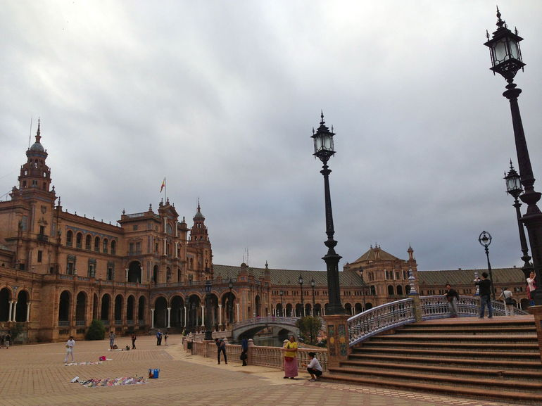 Plaza De Espana - Madrid