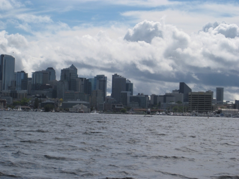 Puget Sound - Seattle