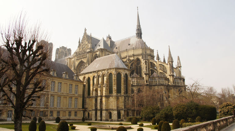 Reim's Cathedral - Paris