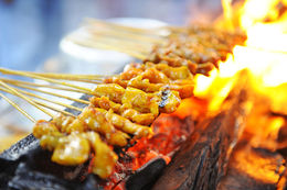 Photo of   Satay