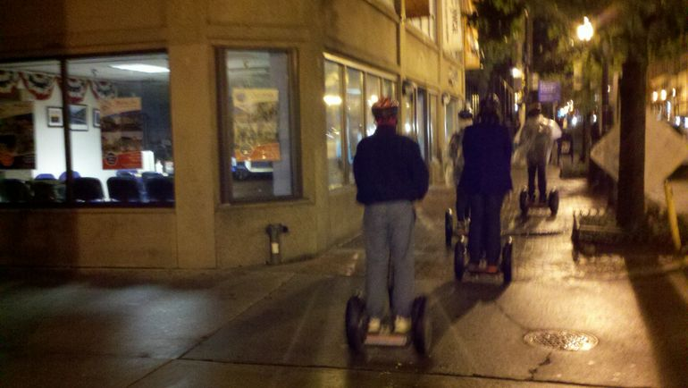 Segway Night tour - Washington DC