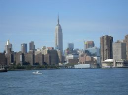 Photo of New York City Manhattan Harbor Cruise Skyline