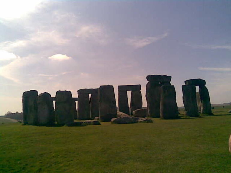 Stonehenge may 2013 - London