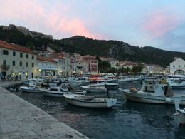 Sunset in Hvar , Indrajit M - July 2015
