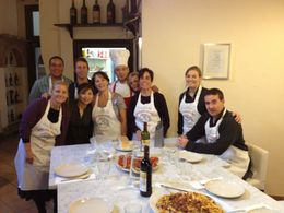 Photo of Florence Small-Group Italian Cooking Class in Florence Thanksgiving 2011