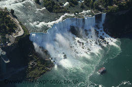 Flying over the American Falls , Mike W - September 2014