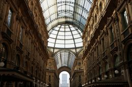 Photo of Milan Milan Half-Day Sightseeing Tour with da Vinci's 'The Last Supper' The Galleria Vittorio Emanuele II