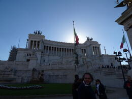 Photo of Rome Ancient Rome Half-Day Walking Tour The Kings Palace......It should be my place