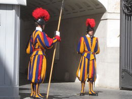 Photo of Rome Skip the Line: Vatican Museums Tickets The Pope's guard