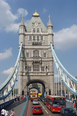 Photo of London The Original London Sightseeing Tour: Hop-on Hop-off Tower Bridge