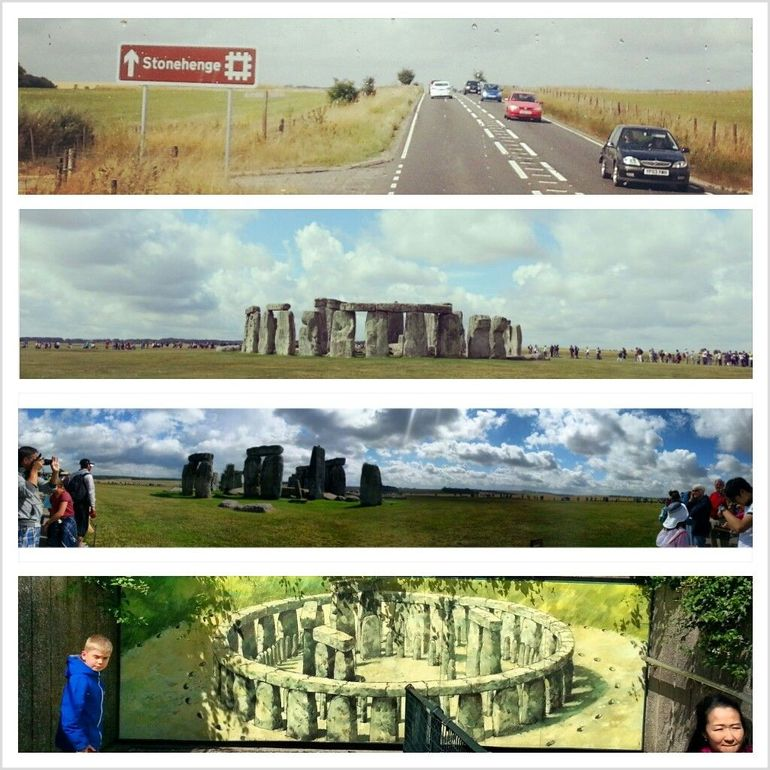 Trip to Stonehenge - London