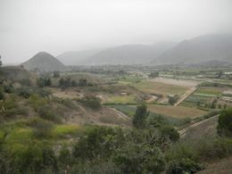 Photo of Lima Road to Pachacamac: Small-Group Bike Tour from Lima View from the Top