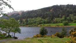 Photo of Dublin Wild Wicklow Tour including Glendalough from Dublin Walking tour by the lake.