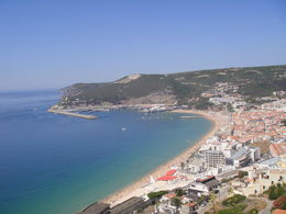 Photo of Lisbon Arrabida and Sesimbra Small-Group Day Trip from Lisbon with Wine Tasting Arrabida and Sesimbra