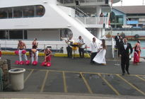 Photo of Oahu Oahu Casual Sunset Dinner and Show Cruise