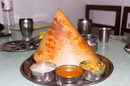 Photo of New Delhi Indian Food Tour: Unlimited Samples plus Tea Tasting in Delhi Dosa.jpg