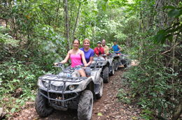 Photo of Cancun All-Inclusive Self-Drive Hummer Tour: Snorkeling, Ziplining and Interactive Zoo DSC_0033