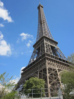 Photo of Paris Paris City Tour with Seine River Cruise and Eiffel Tower Lunch Eiffle Tower