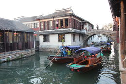 Photo of Shanghai Zhouzhuang Water Village Tour from Shanghai Gondola