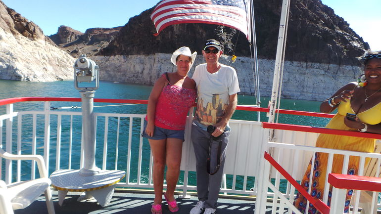 Great trip to Hoover dam with lake Mead Cruise - worth doing - Las Vegas