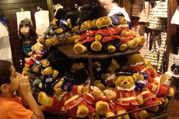 Great London and Harrods souvenirs. - August 2008