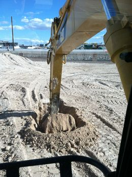 Photo of Las Vegas Dig This: Heavy Equipment Playground Look what I did