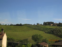 Photo of Florence Siena and San Gimignano Day Trip from Florence Loves the view