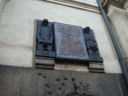 Photo of Prague Small-Group Walking Tour of Prague's WWII and Communist History Memories