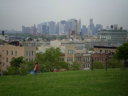 A great view of the city! - June 2010