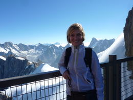 Photo of Geneva Chamonix and Mont Blanc On top of the world!