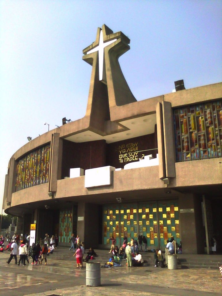 Our Lady Of Guadalupe-Shrine - Mexico City