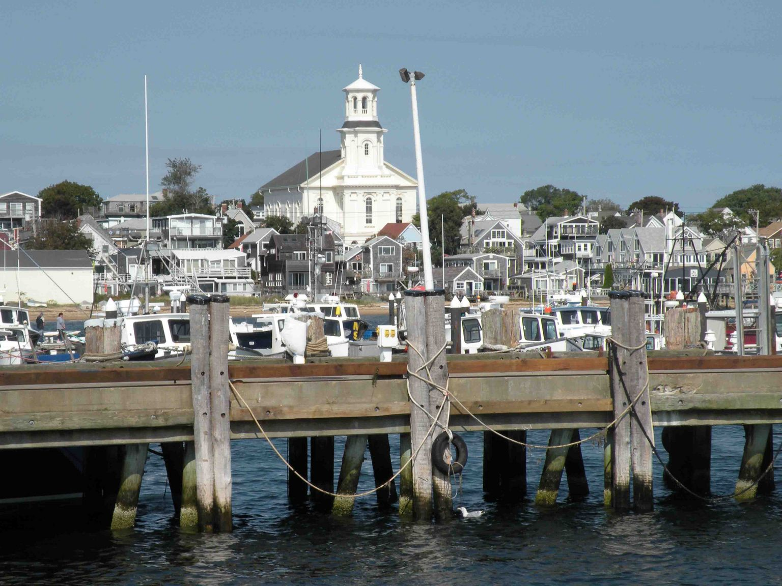 Boston to Cape Cod High-Speed Ferry