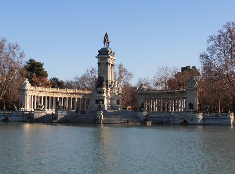 Retiro 7.JPG - Madrid