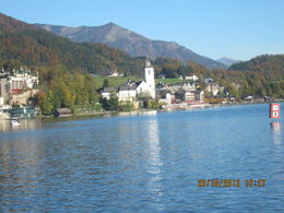 Photo of Munich Salzburg and Lake District Day Tour from Munich St Wolfgang lake