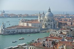 Photo of Venice Venice Marco Polo Airport Link Arrival Transfer Sunny Venice March 2014