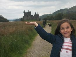 The castle that inspired our little girl to write her very own fairy tale. , Rachael B - June 2014
