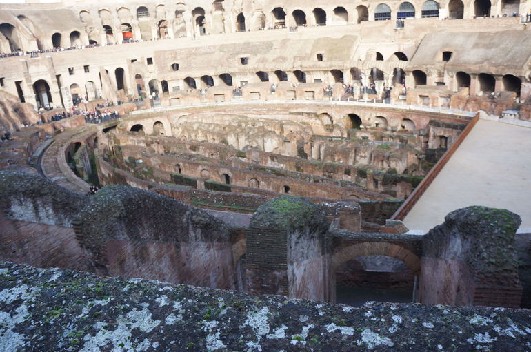 The Colosseum - Rome