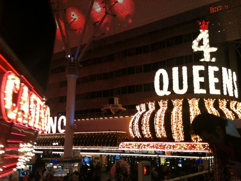 The Four Queens - Las Vegas