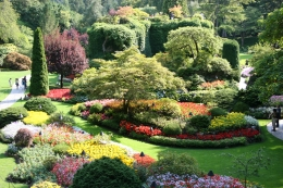 Photo of Vancouver Vancouver to Victoria and Butchart Gardens Tour by Bus The Sunken Garden