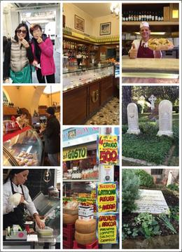 Eating, sightseeing and buying! , Shui Mei Jessic L - December 2014