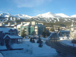 Breckenridge, Colorado -- a fantastic Rocky Mountain town just less than two hours from Denver along Interstate 70 , Leah - May 2011