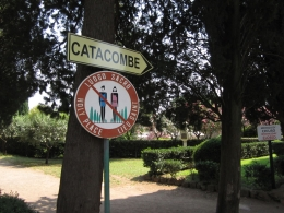 Photo of Rome Skip the Line: Crypts and Roman Catacombs Small Group Walking Tour Catacombs