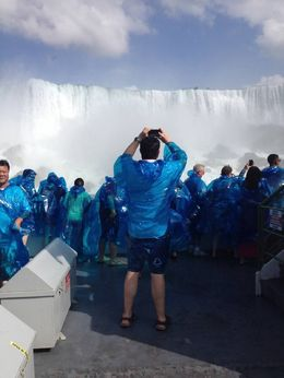 Photo of Niagara Falls & Around Niagara Falls in One Day: Deluxe Sightseeing Tour of American and Canadian Sides Going in on Maid of the Mist